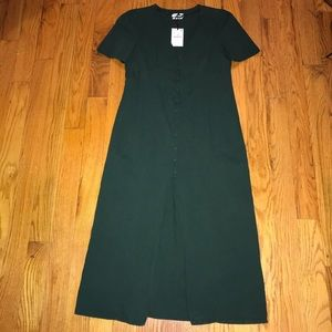 NWT Zara Woman Maxi Dress